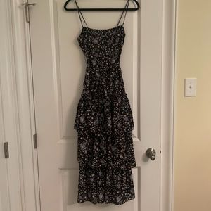 LIKELY floral gown